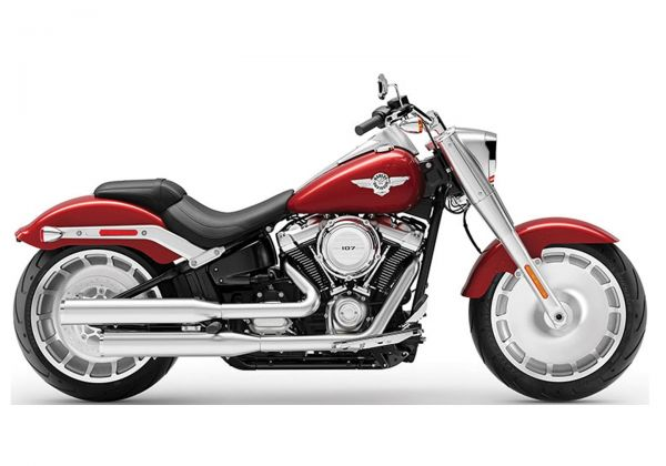 H-D SOFTAIL FAT BOY®